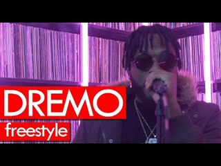 Dremo freestyle goes in on Chris Brown & Meek Mill beats - Westwood Crib Session