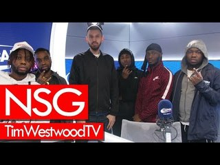 NSG on Options, Trapmash dance, Tion Wayne, Nigeria & Ghana, Jae5, Geko - Westwood