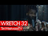 Wretch 32 on crazy new track with Giggs coming on Big Bad album! Westwood