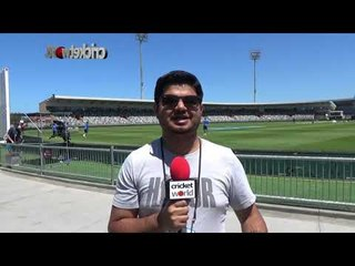 New Zealand v India ODI Series Preview LIVE from McLean Park, Napier