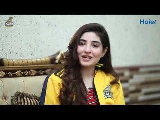 Gul Panra joins Peshawar Zalmi as Regional Brand Ambassador
