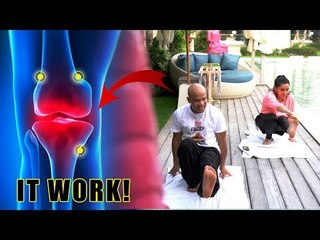 3 simple exercise to fix your knee pain relief