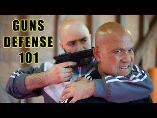 Defense against guns 101 (Must Watch) Master Wong