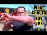How to turn your arm into Real iron fists part 4 | Master Wong
