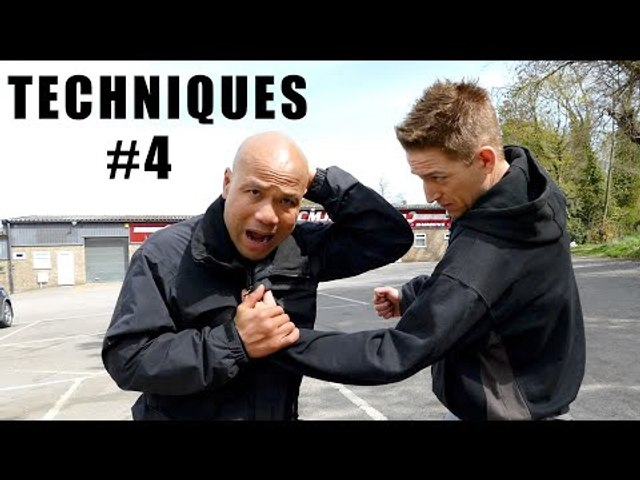 How to defend yourself from a bully Self Defense Techniques #4