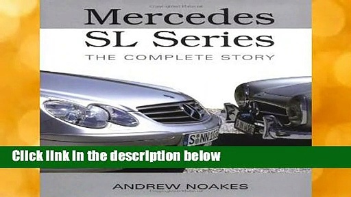 Mercedes-Benz SL Series (Mercedes SL)
