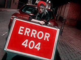 Suzi Wu - Error 404