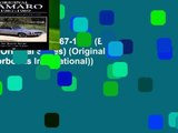 Original Camaro 1967-1969 (Bay View Original Series) (Original (Motorbooks International))
