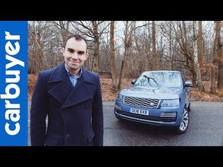 Range Rover SUV 2019 in-depth review - Carbuyer