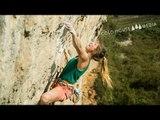 Charlotte Climbs 'China Climb' 8b+ At White Mountain    Cold House Media Vlog 81