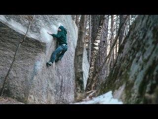 Bouldering in the Negatives - Japan || Cold House Media 82
