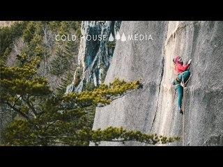 Techy Japanese Slab Climbing    Cold House Media Vlog 83