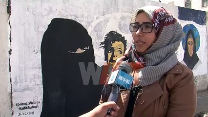 Yemeni artists call for end of hunger in the country