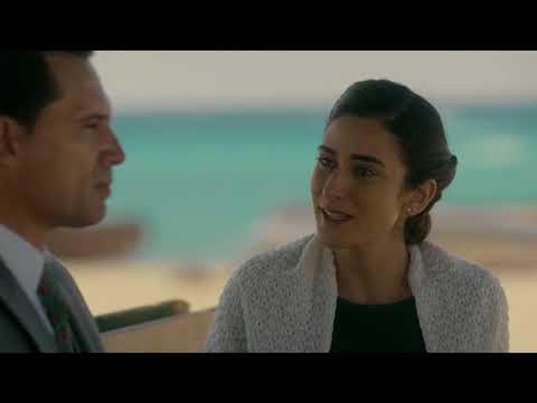 مسلسل ليالي أوجيني - فريد أخيرا وافق يقابل كريمة بس كلامه ليها كان جارج جداً