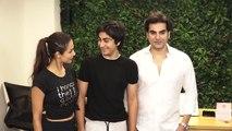 Malaika Arora & Arbaaz Khan's son Arhaan Khan REACT on his parents divorce; Check Out   FilmiBeat