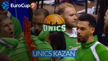 Quarterfinalist Facts: Unics Kazan