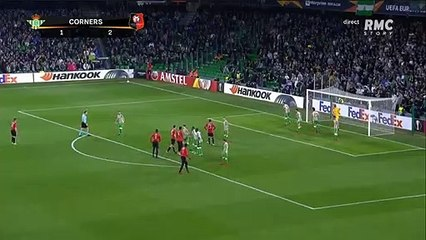But de Ramy Bensebaini face au Real Betis