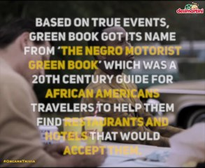 Oscars 2019 Facts: Best Picture Nominee GREEN BOOK