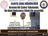 Nevşehir İl Emniyet Müdürlüğümüz Asayiş Şube Müdürlüğü Ekiplerinin Yapmış Olduğu çalışmalarda...