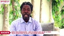 """Grève des enseignants : Assi Fulgence Assi, SG de la Fesci """"Nous avons peur qu'on ait une année invalidée"""""""