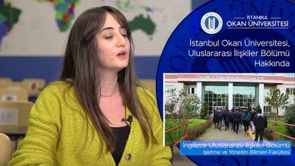 İstanbul Okan Üniversitesi - Uluslararası İlişkiler ( İngilizce ) 1