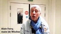 Alain Ferry, maire de Wisches (67), à propos du grand débat et des cahiers de doléances
