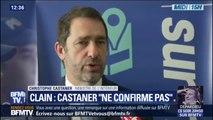 """Christophe Castaner """"ne confirme pas"""" la mort du jihadiste Fabien Clain"""
