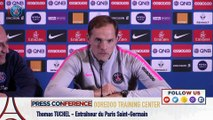 Replay : Conférence de presse de Thomas Tuchel et Colin Dagba avant Paris Saint-Germain - Nîmes Olympique
