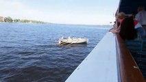 Big Boat Versus Little Boat