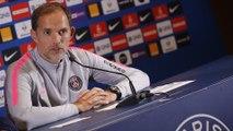 Replay : Tuchel and Dagba's press conferences before Paris Saint-Germain-Nimes