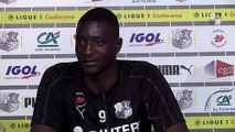 Avant le match Amiens SC - OGC Nice - Serhou Guirassy