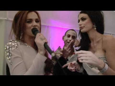 SHOCKING TOWIE EXCLUSIVE! Chloe Sims & Maria Fowler Interview EACH OTHER for iFILM LONDON.