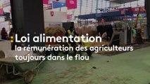 Loi alimentation : la rémunération des agriculteurs toujours dans le flou