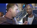 Giggs Interview for iFILM LONDON / DEMONS NEVER DIE OFFICIAL PREMIERE