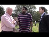 Barry Hearn & Eddie Hearn Interview for iFILM LONDON / MATCHROOM PRESS DAY