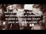 **TALKSPORT EXCLUSIVE** RICHARD KEYS & ANDY GRAY INTERVIEW iFILM LONDON ON JACK WILSHERE