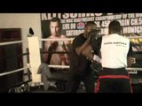 EXCLUSIVE! Otuo Saba & Tunde Ajayi ON THE PADS / for iFILM LONDON