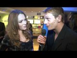 LEO GREGORY INTERVIEWS CHARLOTTE SPENCER FOR iFILM LONDON / PAYBACK SEASON PREMIERE
