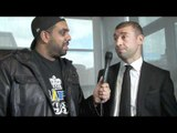 LUCIAN BUTE INTERVIEW FOR iFILM LONDON / FROCH v BUTE PRESS CONFERENCE