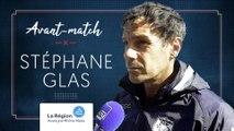 Stéphane Glas : « Il faut croire en nous »