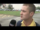 RICKY BURNS INTERVIEW FOR iFILM LONDON / BURNS v MITCHELL LONDON PRESSER