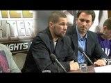 TONY BELLEW, ROCKY FIELDING v CARL DILKS & PRIZEFIGHTER PRESS CONFERENCE / iFILM LONDON