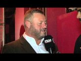 MICKY NORCROSS INTERVIEW FOR iFILM LONDON / GARETH THOMAS DVD LAUNCH @ SUGAR HUT