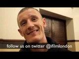 THOMAS STALKER POST FIGHT INTERVIEW FOR iFILM LONDON / STALKER v MIZSEI
