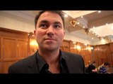 TO MANCHESTER AND BACK - TRAVELLING WITH #FASTCAR EDDIE HEARN / ROCK & CROLL FINAL PRESS CONFERENCE