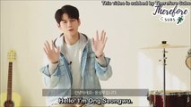 [ENG SUB] 190221 Ong Seongwu - Bang Bang Interview by Therefore Subs