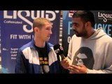 LENNY DAWS AIMING FOR 'BIGGER & BETTER THINGS IN 2014' - INTERVIEW @ WEIGH IN / DAWS v PACE