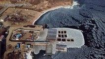 Russie: commerce trouble autour des orques et bélugas