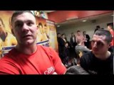TOMMY COYLE STOPS BRIZULEA IN FINAL ROUND IN POTENTIAL FIGHT OF THE YEAR - POST FIGHT INTERVIEW