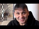CHRIS SANIGAR TELLS  iFL TV ABOUT HIS UP & COMING SHOW IN MERTHYR TYDFIL WALES & SELBY'S PROGRESSION